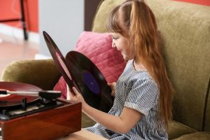 Best Wockoder Record Players