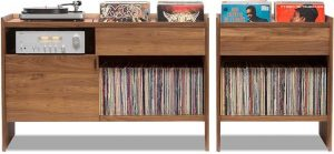 best-vintage-record-player-stands